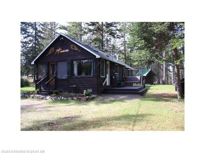 LOG CABIN for an IDEAL VACATION and/or RENTAL INVESTMENT!